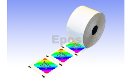 Production of rolls for parking meters, ATMs, tachometers and printing of entrance tickets for cultural events