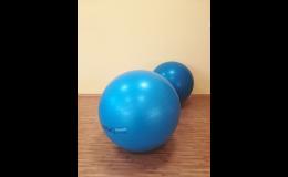 Cvičení na velkých míčích - kurz pro těhulky