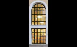 Repliky památkově chráněných oken do historických budov
