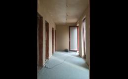 Moderní technologie omítání stěn a stropů