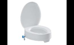 Nástavec na WC - kompenzační pomůcky