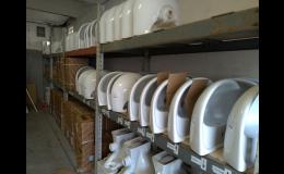 Sanitární keramika do koupelny