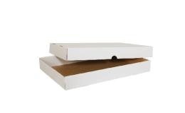 Poštovní krabice - zásilkové obaly s výškou do 5 cm