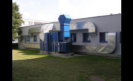 Vzduchotechnické zařízení Havlíčkův Brod