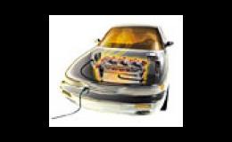 Elektrické vyhřívání motoru