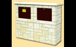 Plynové skříně a elektroskříně Frýdek Místek