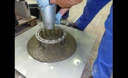 Vysokopevnostní betony UHPC