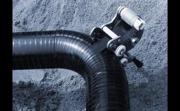 Ochrana a izolace plynových i vodovodních potrubí