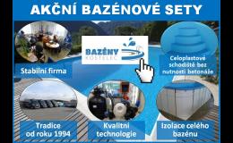 Výrobce plastových bazénů - Bazény Kostelec