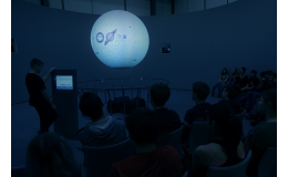 Projekční koule Science on a Sphere