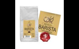 Výborná zrnková káva CAFÉ REPUBLIKA - prodej, eshop