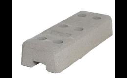 Betonová patka - příslušenství k mobilnímu oplocení