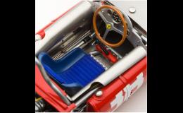 Detailní zpracování modelů aut Ferrari