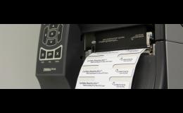 Tiskárna využívající technologii RFID