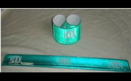 Svinovací reflexní pásky