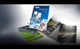Kvalitní tisk a zpracování firemních katalogů - tiskárna ve Frýdku-Místku