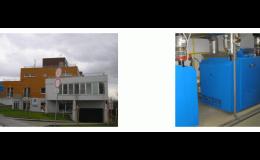 Dodávky tepla pro domácnosti i podniky