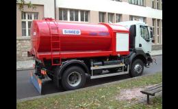 Vodní cisterna NCS