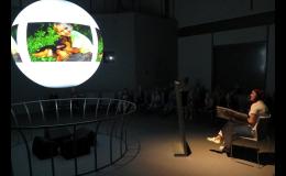Programy pro děti na projekční kouli