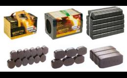 Großhandel, Verkauf von Steinkohle, Braunkohle, Koks, Briketts - verpackt und lose, die Tschechische Republik