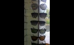 Sluneční sportovní brýle nejen pro sportovce