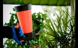 Ruční postřikovače zahradní PROFI řady