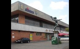 Sportovní hala Datart Zlín je vhodná pro akce všeho druhu