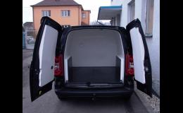 Chladírenské a mrazírenské izolace užitkových vozidel