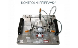 Single-purpose machines, assembly lines, control products, positioners - development, production Czech Republic