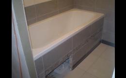 Komplexní vodoinstalatérské a kanalizační práce