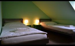 Ubytování HOTEL ANTOŇ Telč
