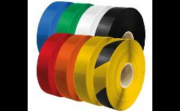 Podlahové samolepící značkovací pásky - prodej