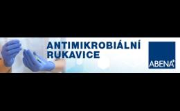 Antimikrobiální rukavice - prevence nozokomiální nákazy