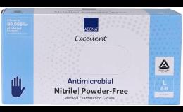 prodej antimikrobiálních rukavic ve více velikostech