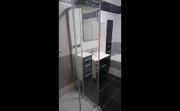 Sprchové kouty, sanitární keramika Moravský Krumlov, Ivančice