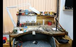 Opravy šperků Ivančice
