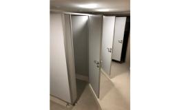Sanitární WC kabiny