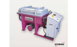 Čistiace pece pre čistenie dielov z procesu vstrekovania, vyfukovania a vytláčanie plastov - Česká republika