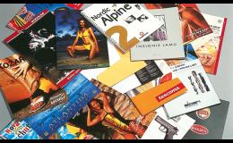 tisk - brožury a kalendáře