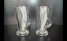 pískování skla - Uherský Brod