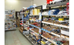 Prodej spojovacího materiálu, kotevní techniky Zlín