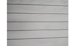 spárovky na přání - javor s vkládanými proužky amerického ořechu