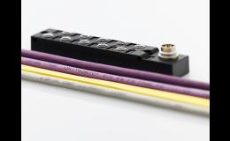 datové kabely a sběrnicové systémy UNITRONIC