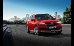 Nová Škoda Kamiq - testovací jízda Havířov