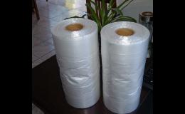 Paletizační fólie na balení velkoobjemových produktů a pro fixaci zboží na paletách