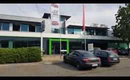 Autorizovaný prodej vozů ŠKODA, Brno