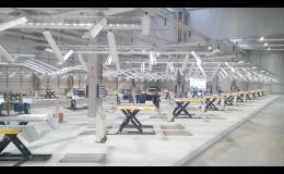 Montáže a instalace automatických linek na výrobu elektroniky