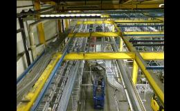 Odborné nainstalování kompletních výrobních linek