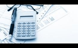 D&D International, s.r.o., Praha. komplexní služby v oblasti účetnictví a daní
