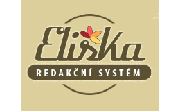 Content Management System Eliška - CMS system for your website
